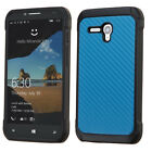 For Alcatel Fierce XL Astronoot Impact Armor Phone Protector Case Cover