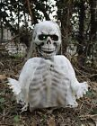 SKELETON BRIDE PROP GROUND BREAKING LIGHT UP HALLOWEEN DECORATION MISS HAVISHAM