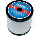 Hatch Premium Fly Line Backing, 68 lb Test PE - 100 to 3000 Meter Spools
