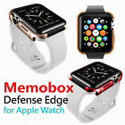 X-Doria Defense Edge Watch Case Skin For Apple iWatch Sport 38mm 42mm Protection