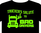 Trucker T shirt S-5XL Truck Scania Volvo MAN Mercedes logo