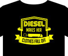 Trucker T shirt up to 5XL Diesel truck Logo Scania Volvo Isuzu Toyota