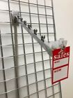 END OF ARM GRAPHIC PRICE CARD HOLDER REFLEX HANGING CLIP 7 BALL ARM GRIDWALL POS