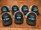 I'll bring the Alcohol Bad Decisions embroidered hat trucker New funny drinking