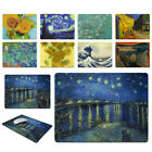 X-Large Mouse Pad Non-Slip Rubber Famous Painting Design for Home Office Gaming