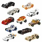 Die-Cast Hot Wheels Star Wars Collectible Character Car Figures For Ages 3+