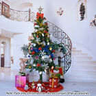 300 Branches 1.5M / 5ft Artificial Christmas Tree Party Xmas Décor With Stand