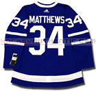 AUSTON MATTHEWS TORONTO MAPLE LEAFS ADIDAS ADIZERO HOME JERSEY AUTHENTIC PRO