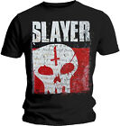 SLAYER Undisputed Attitude Skull T-SHIRT OFFICIAL MERCHANDISE