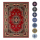 area rugs st catharines - Traditional Oriental Medallion Area Rug Persian Style Carpet Runner Mat AllSizes