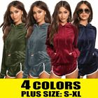 Sexy Women Sports Jogging Fitness Outfit Casual Hoodie Pullover Top Shorts Pants