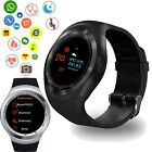 Bluetooth Smart Watch Heart Rate Phone Mate For Android Samsung LG OPPO Oneplus