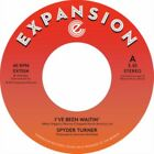 Turner,spyder - Ive Been Waitin / Get Down NEW 7""