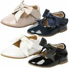 KIDS GIRLS CHILDRENS SHOES PUMPS FLAT MARY JANES TODDLERS INFANTS STYLE SIZE NEW