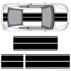 Scion tC or FR-S Dual Rally Racing Stripes 3M Vinyl Decal Kit on eBay