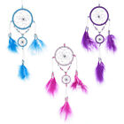 You Choose Your Color Dream Catcher Wall Hang Decor Feathers Beads Gift Idea 308