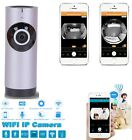 Panoramic View Home Security Camera Clever WiFi Monitor For Universal System