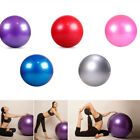 Anti Burst Yoga Swiss Ball 65 75cm Exercise GYM Fitness Pregnancy Birthing PUMP