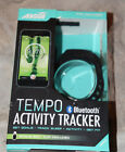 Avia TEMPO Fitness Tracker Duo Wear Wristband and Belt Clip - Black OR Pink
