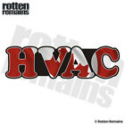 HVAC Decal Canada Canadian Flag Heating Hard Hat Gloss Sticker HGV