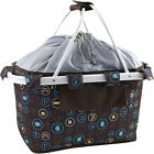 Picnic Time Metro Insulated Basket 11 Colors Outdoor Cooler NEW