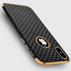 Classical For iPhone X 10, Luxury Business Style Soft TPU PU Leather Case Cover