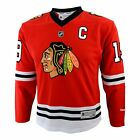 NHL Youth Boys  Toews J Blackhawks Player Replica Jersey