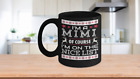 Mimi Nice Lists Christmas Mugs
