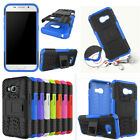 Rugged Shock Proof Heavy Duty Tough Hard Stand Case Cover For Samsung Galaxy J3
