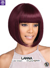 MIDWAY BOBBI BOSS M983 LANNA CHINA BANG  W SHORT BOB 100% PREMIUM SYNTHETIC WIG