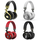 New Bluedio Portable T3 Bluetooth 4.1 Stereo Foldable Headset Wireless With Mic