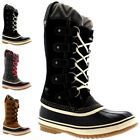 Womens Sorel Joan Of Arctic Knit II Warm Snow Winter Waterproof Boots US 5-11