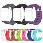 Sports Large/Small Silicone Rubber Wrist Band Strap For Fitbit Ionic Smart Watch