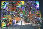 CHOOSE YOUR Topps 2014 TRANSFORMERS Movie Official COLLECTOR CARDS RAINBOW FOIL