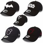 New Era 9Forty Cap Kinder Jugendliche Kappe Star Wars Mickey Mouse Batman Super