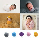 Baby Stretch Blanket Newborn Photography Props Photo Wraps Swaddling Wrap