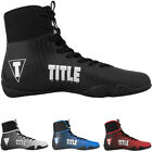 Внешний вид - Title Boxing Predator II Lightweight Mid-Length Boxing Shoes