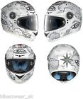 X-Lite X-802R Carlos Checa Replica Matt White Motorcycle Helmet Size XL