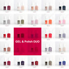Essie Soak Off UV Gel Polish + Matching Lacquer Duo Pack *Ch