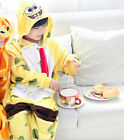 Hot Kid Children Pajamas Kigurumi Unisex Cosplay Animal Costume  Nightwear