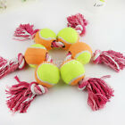 1Pc Pet Dog Cat Funny Chew Knot Cotton Braided Bone Rope Teeth Training Play Toy
