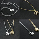 temperament Chain clavicle  Short personalities High Smiley  Stylish simplicity
