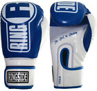 Внешний вид - Ringside Boxing Apex Fitness Bag Gloves - Blue/White