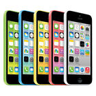 "Apple iPhone 5C 8GB ""Factory Unlocked"" iOS 4G LTE WiFi Smartphone"