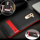 For Huawei GR5 2017 / Honor 6X Shockproof Hybrid Kickstand Bumper TPU Case Cover