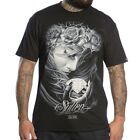 Sullen Diamond Dust Mens T Shirt Tattoo Skulls MMA UFC MX Skate