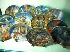 Choose ONE OR MORE DRAGON Plates Royal Doulton Myles Pinkney Franklin Mint