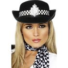 NEW Policewoman's WPC Cap - Ladies Hat Fancy Dress Costume Party Accessories
