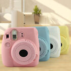 For Instax MINI 8 Instant  Pic Camera Protective Silicone Case Cover NEW