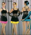 Dance Costume Jazz Tap skate True Colors